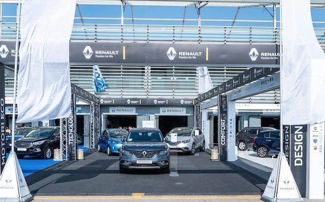 Company Car Drive 2018: Renault e la gamma Business, ma non solo