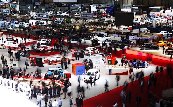 Salone di Ginevra 2019: uno sguardo al futuro dell'industria automobilistica