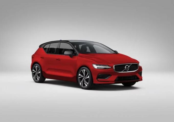 Volvo V40: la nuova compatta sarà così? [RENDERING]