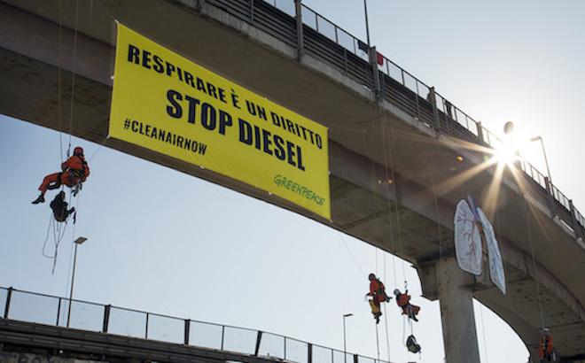 Amburgo: divieto per i diesel non Euro 6 dal 31 maggio