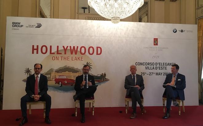 Concorso d'Eleganza Villa d'Este 2018: storia, cinema e… Formula 1