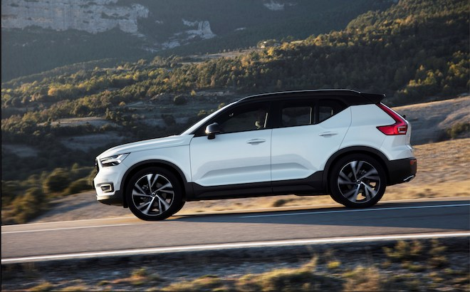 Volvo XC40: aumenta la produzione, anche in Cina