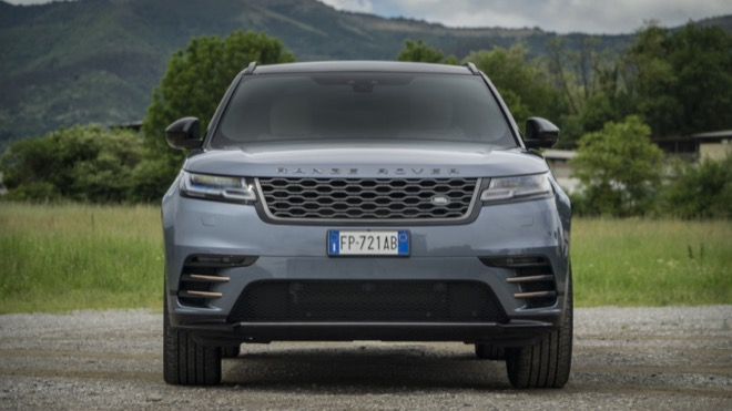 Land Rover Velar |Test Drive 2018