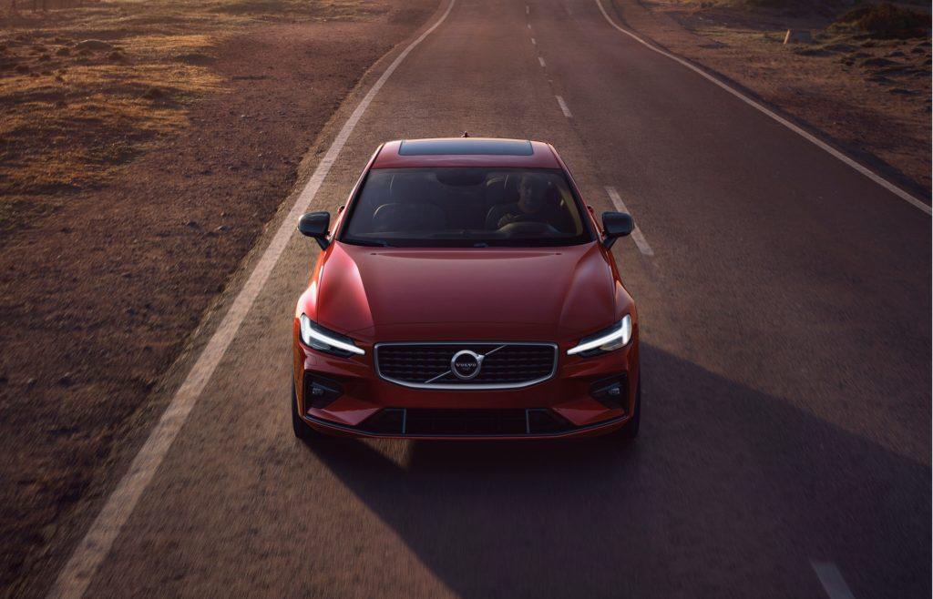 Nuova Volvo S60: la sicurezza resta un marchio di fabbrica