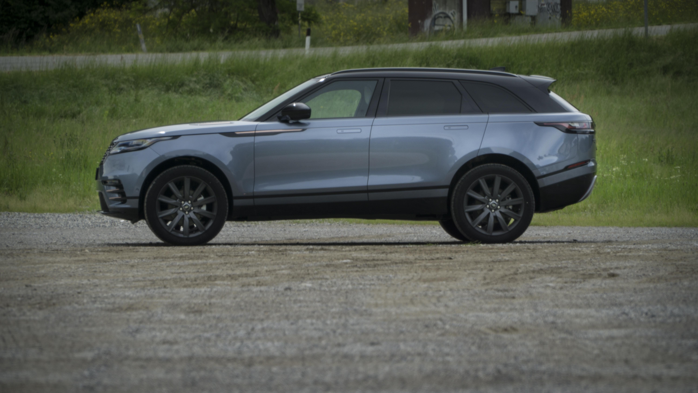 Nuova Range Rover Velar 1