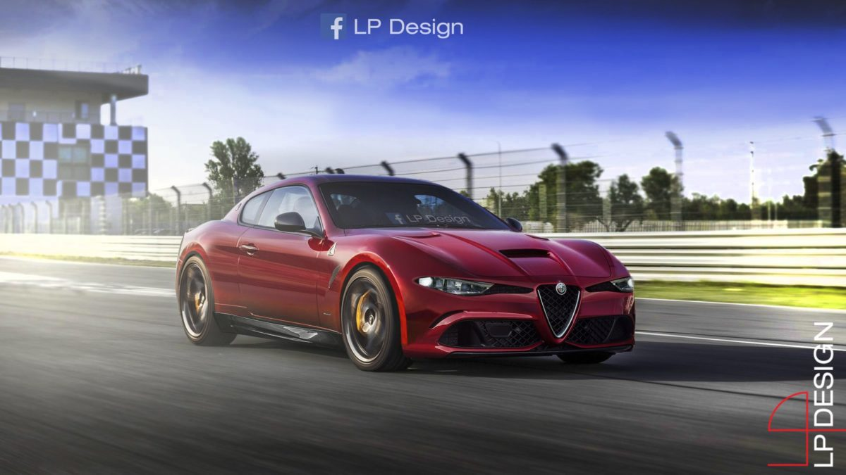 Alfa Romeo Gtv Il Ritorno Della Gran Turismo Veloce
