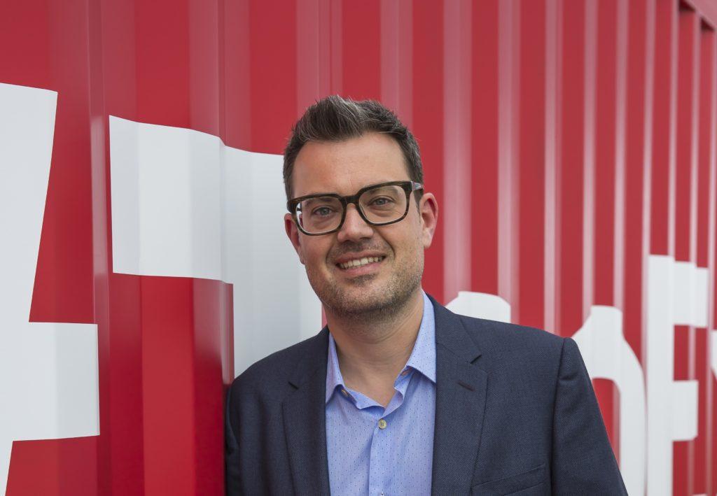 Nissan: Jesse Verstraete è il nuovo Vice President Communications per l'Europa