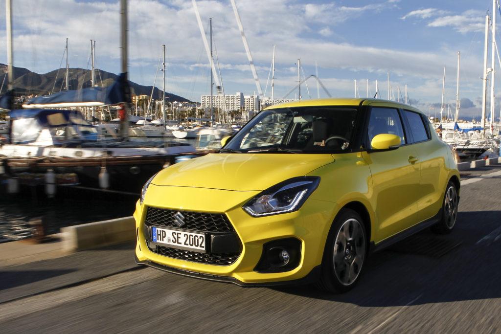 Suzuki SWIFT: la SPORT è protagonista del Porte Aperte del 9 e 10 giugno