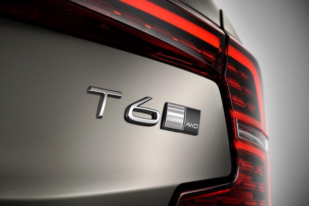 Nuova Volvo S60: la media sportiva di lusso non dispone di motori diesel