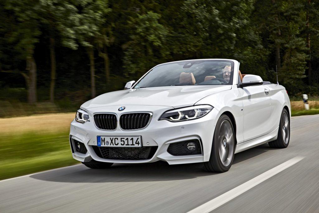 La BMW Serie 2 Cabrio è giunta al capolinea?