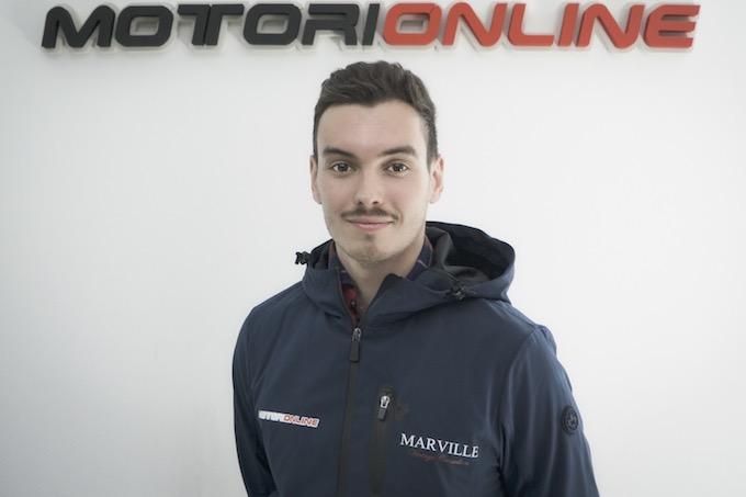 Marville è sponsor tecnico di Motorionline
