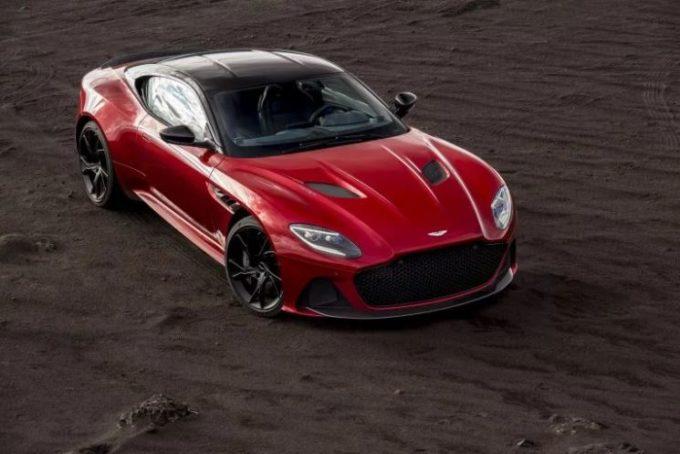 Aston Martin DBS Superleggera: prestazioni da togliere il fiato