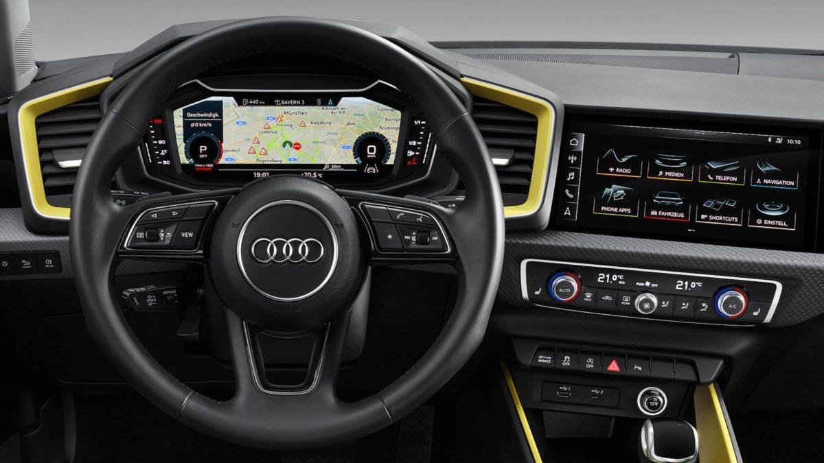 Audi A1 Sportback Svelata Ufficialmente La Nuova