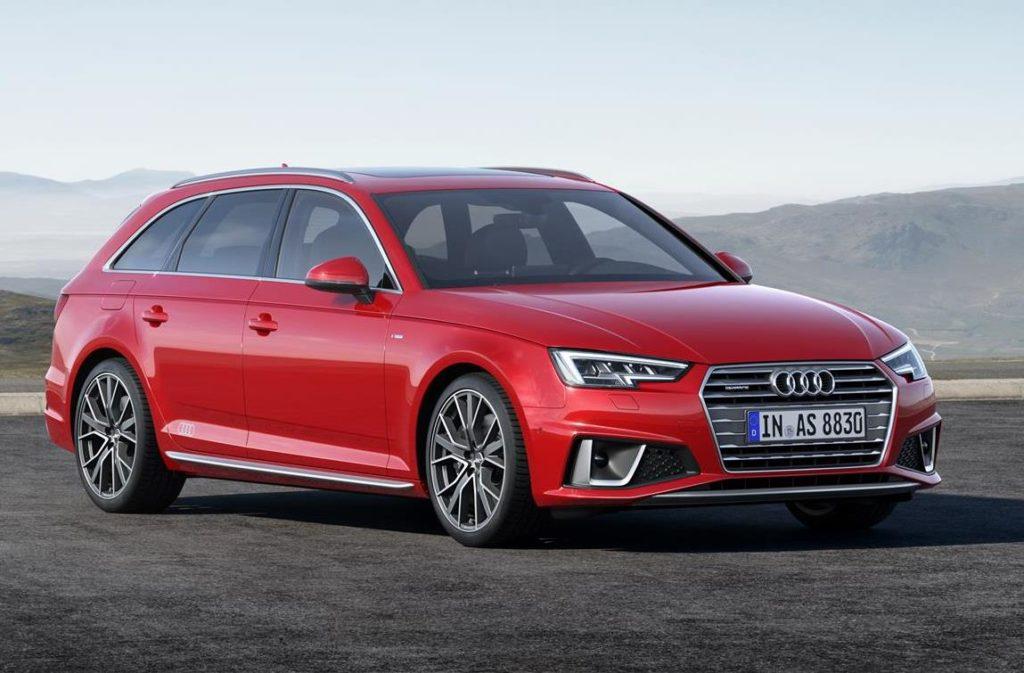 Audi A4 e A4 Avant MY 2019