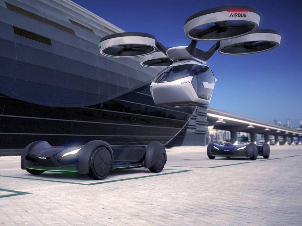 Audi: procedono i lavori con Airbus per la vettura volante [VIDEO]