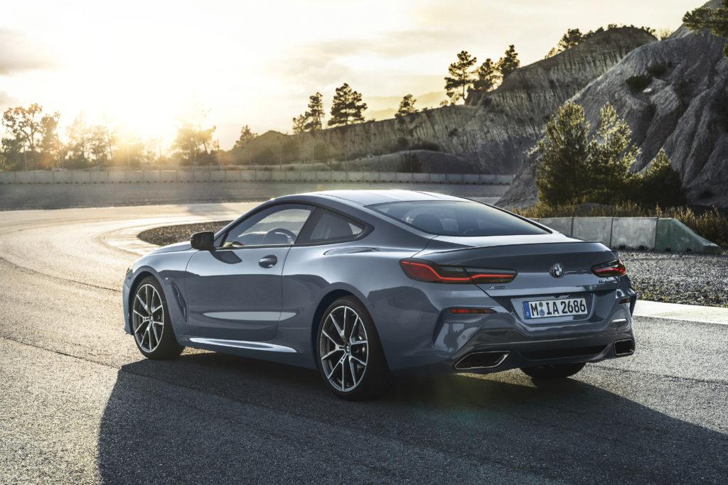 Nuova BMW Serie 8: il listino per l'Italia parte da 104.700 euro