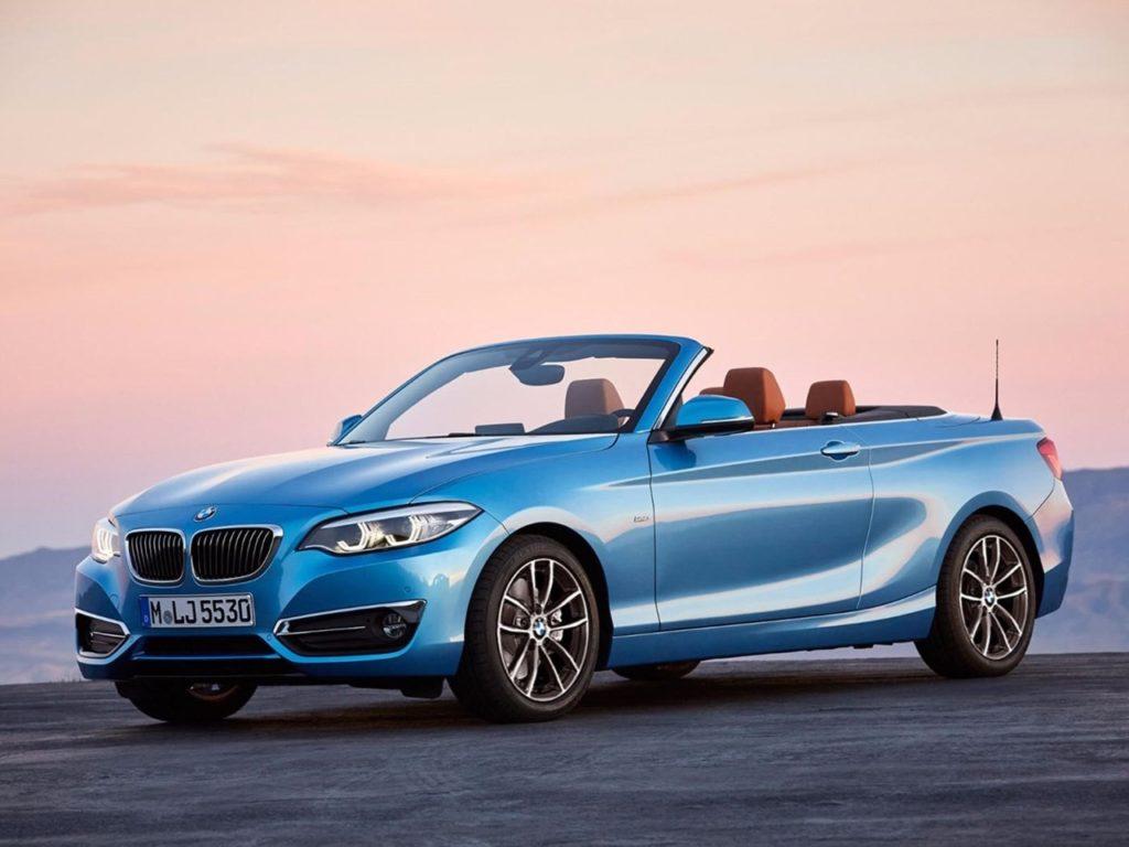 BMW Serie 2 Cabrio, potrebbe non essere più riconfermata