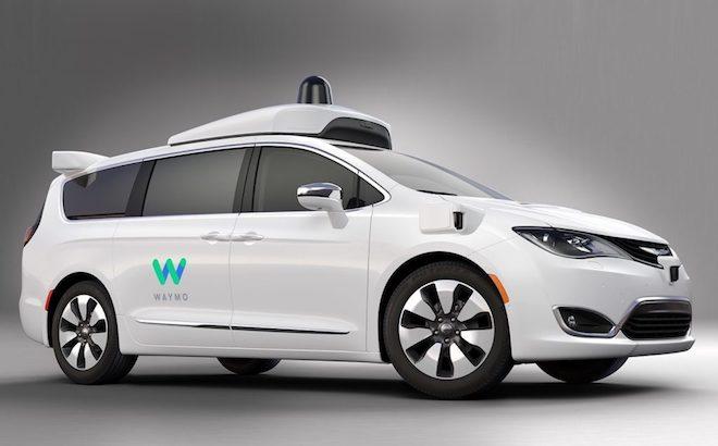 Guida autonoma: si amplia la collaborazione FCA-Waymo