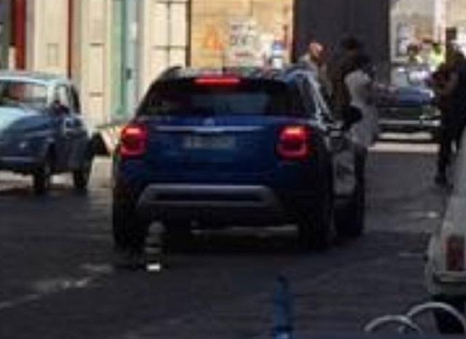 Fiat 500X: il restyling potrebbe portare i fari full LED [VIDEO SPIA]