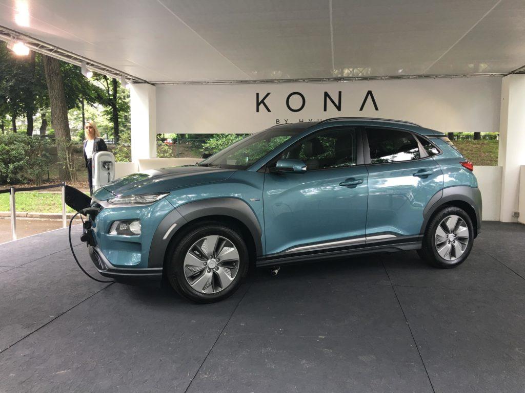 Hyundai Kona Electric - Parco Valentino 2018