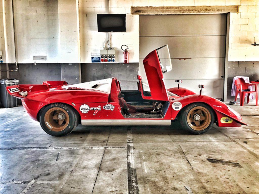 Ferrari 512S (1970): straordinaria bellezza