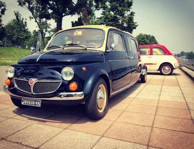 Calendario Raduni Fiat 500 2020.Fiat 500 Storiche Raduno Vescio Racing Oltre 100