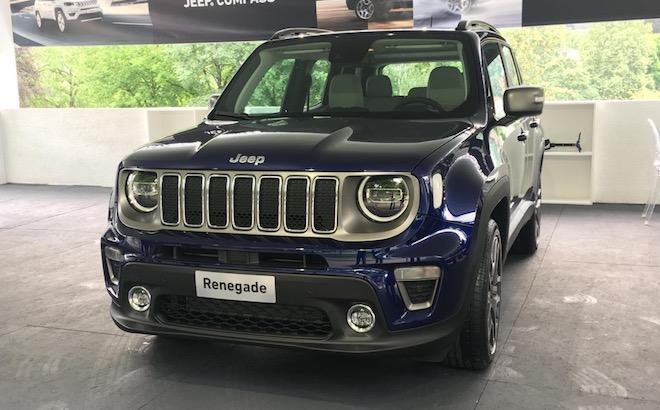 Jeep - Parco Valentino 2018