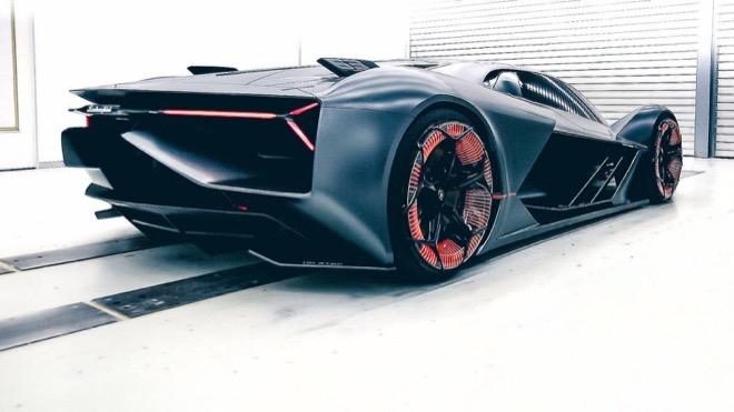 Lamborghini Terzo Millennio verra sviluppata un\u0027hypercar