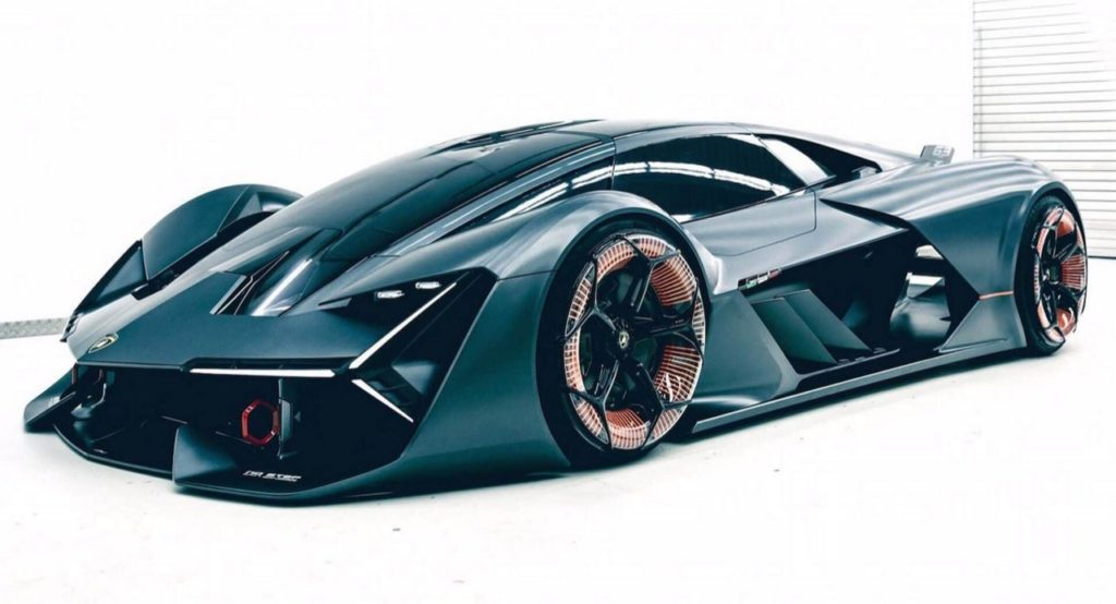 Lamborghini Terzo Millennio: verra sviluppata un'hypercar ibrida per alcuni clienti