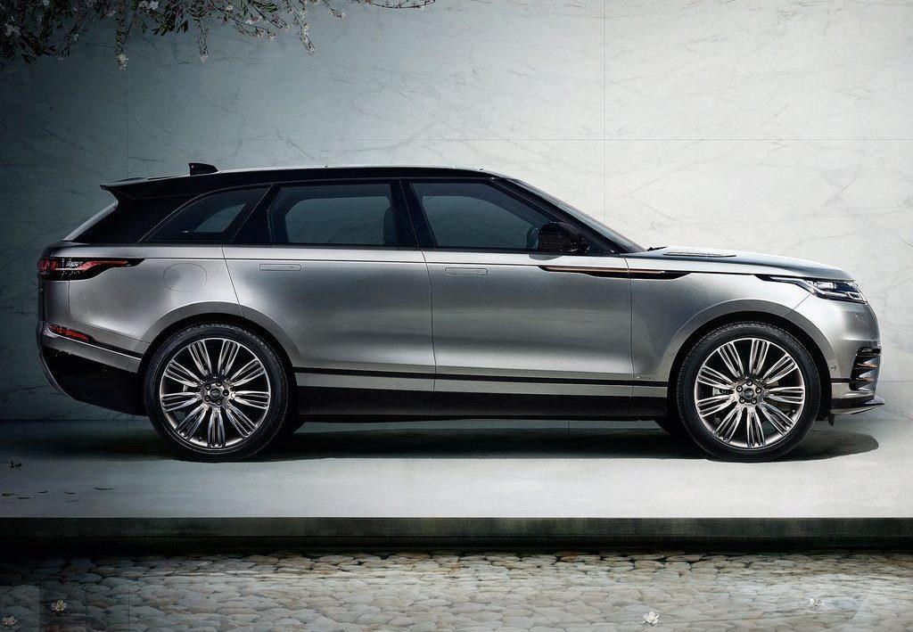 Range Rover Velar accoglie nuovi motori e nuove tecnologie