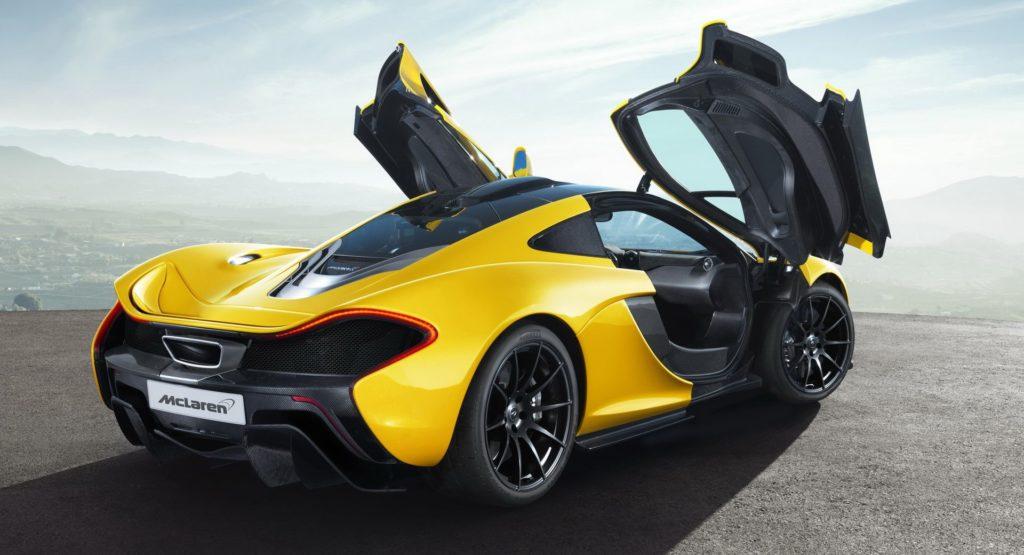 McLaren: sì all'ibrido e all'elettrico, no ai Suv