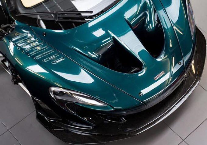 McLaren P1 GT Longtail, versione estrema firmata Lanzante in arrivo [TEASER]
