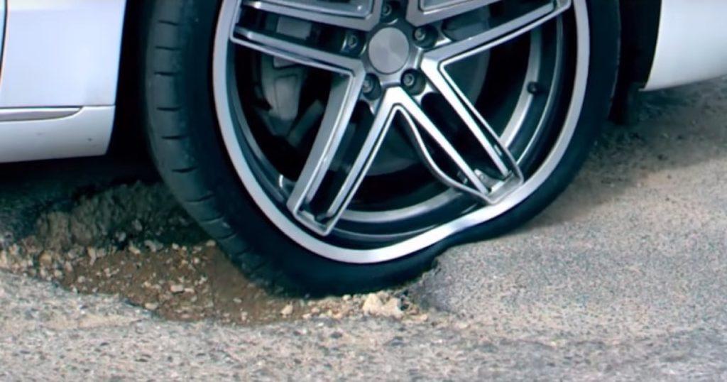 Michelin Acorus: arriva il cerchio flessibile che non teme le buche