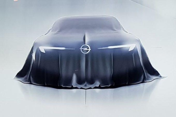 Opel GT Concept: la storia continua [TEASER]