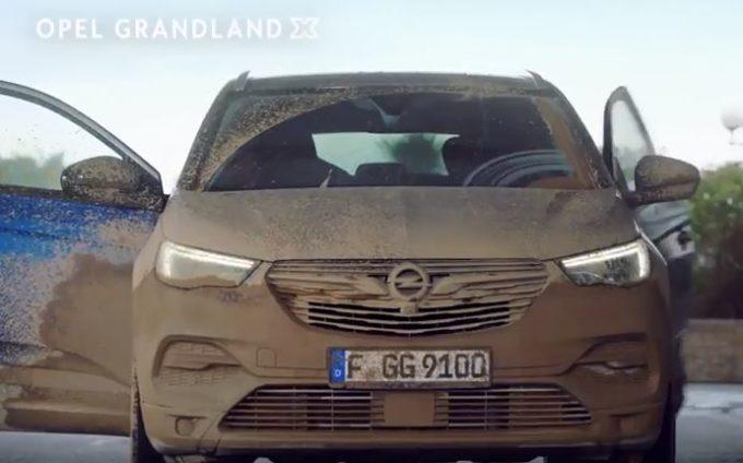 Opel Grandland X: il fuoristrada non è un problema [SPOT]