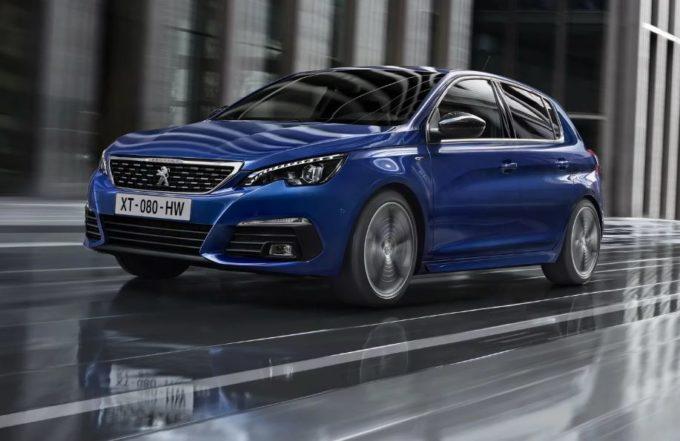 Peugeot 308, la nuova generazione attesa nel 2020