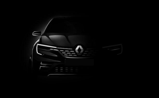 Renault: un nuovo crossover arriverà a Mosca [TEASER]