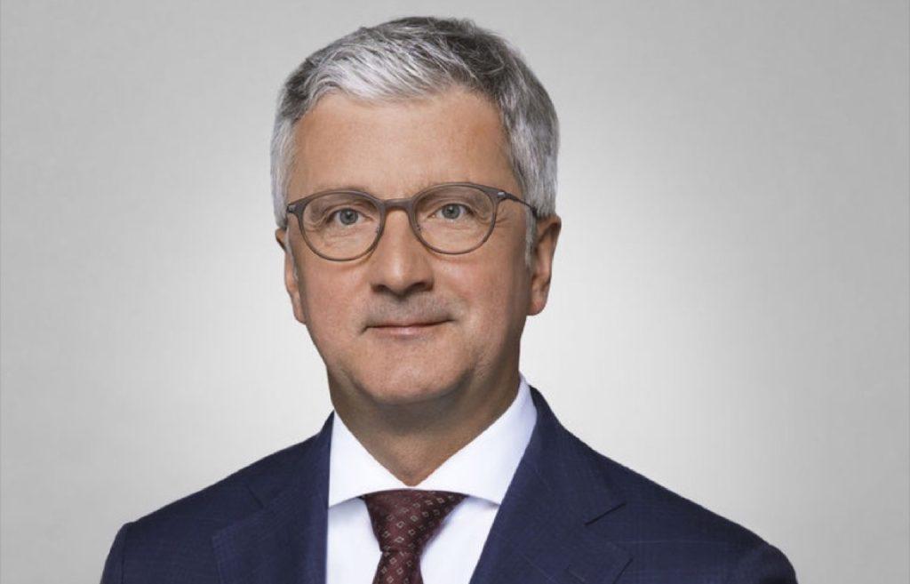 Dieselgate: fermato dalla polizia tedesca il CEO di Audi, Rupert Stadler
