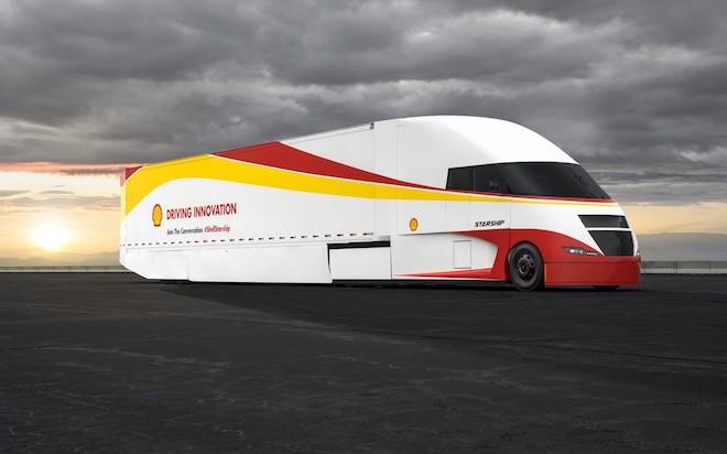 Starship: il veicolo del futuro per il trasporto merci