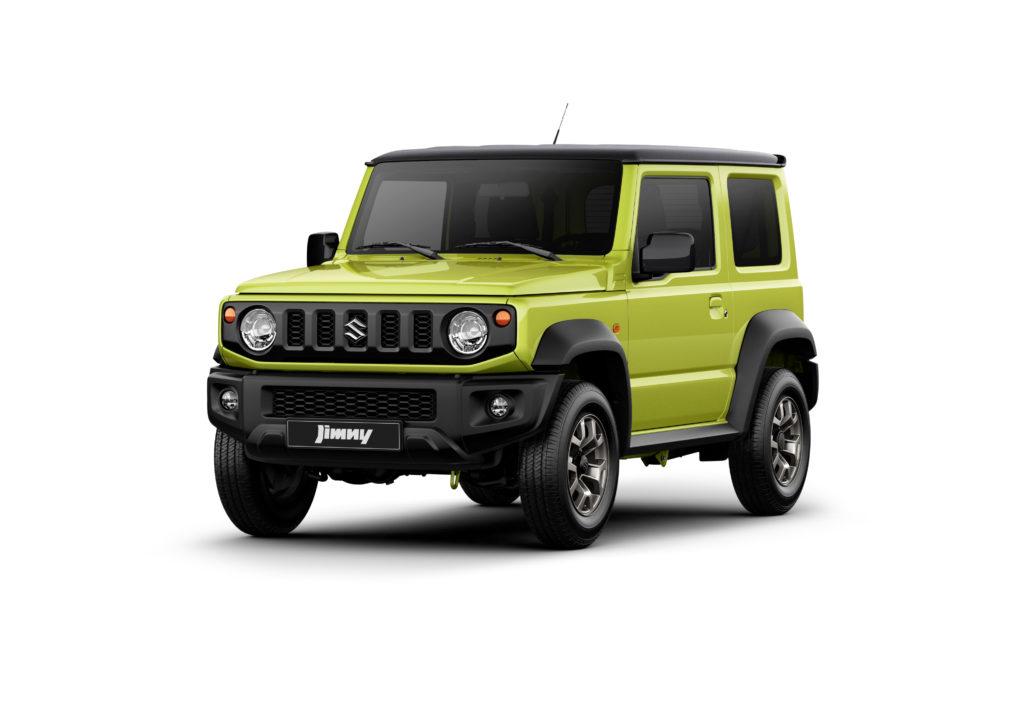Suzuki Jimny MY 2019
