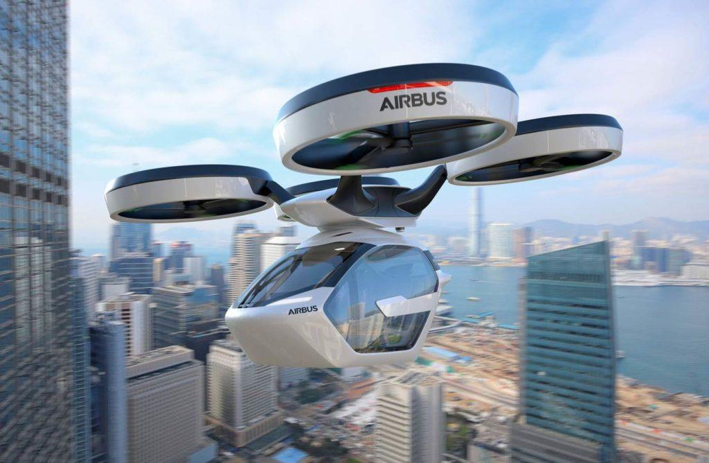 Audi investe nei taxi volanti con il progetto Urban Air Mobility