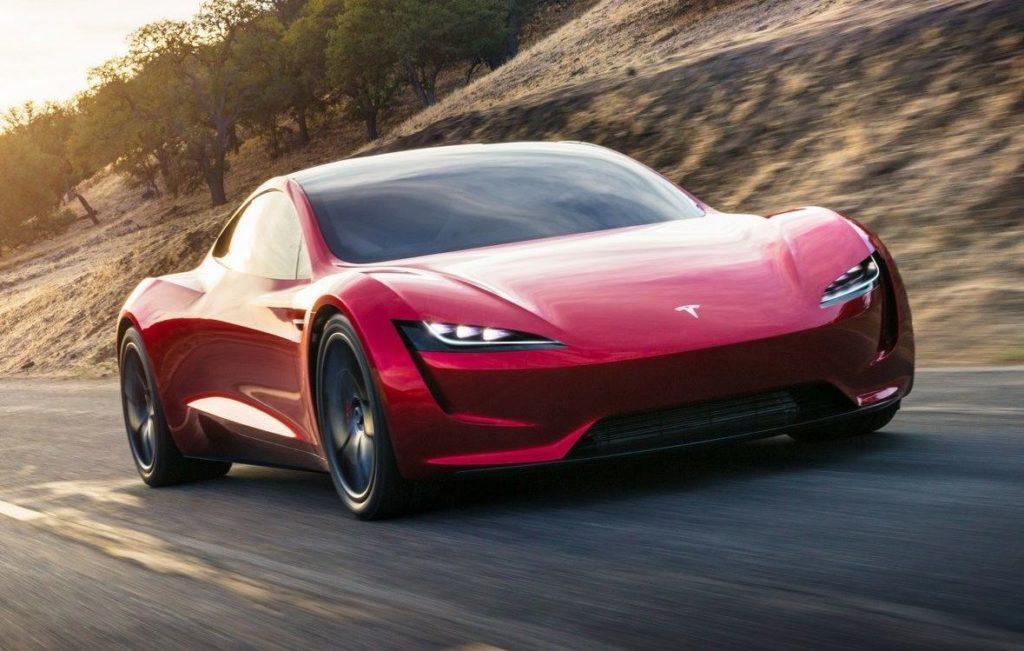 Tesla Roadster, arriva il pacchetto SpaceX per incrementare le performance