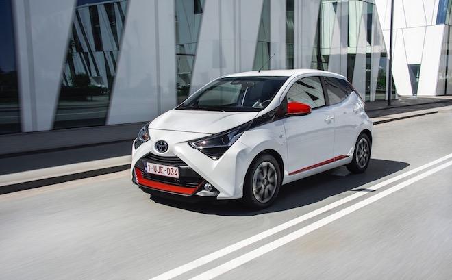 Toyota Aygo 2019: è già in vendita da 11.850 euro