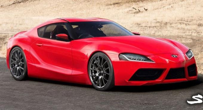 Nuova Toyota Supra: negli USA il prezzo potrebbe partre da 65 mila dollari