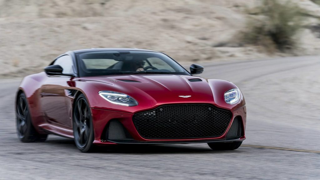 Aston Martin DBS Superleggera: panoramica dettagliata [VIDEO]