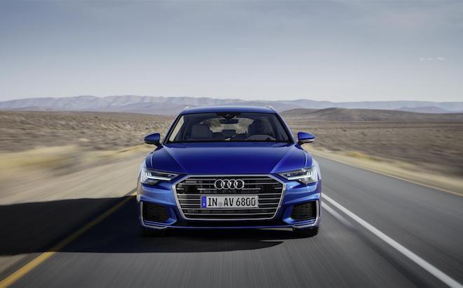 Nuova Audi A6 Avant: al via gli ordini in Italia