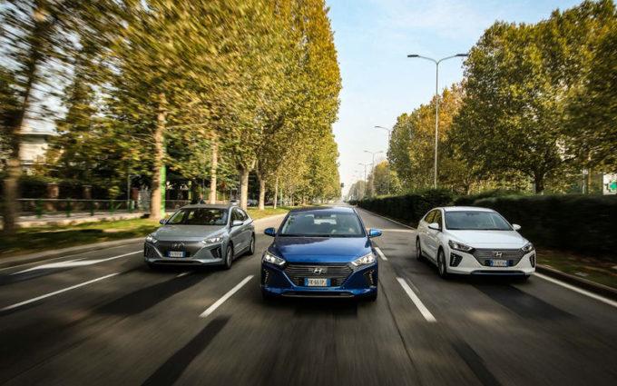 Hyundai: mobilità sostenibile e sportività al Parco Valentino 2018