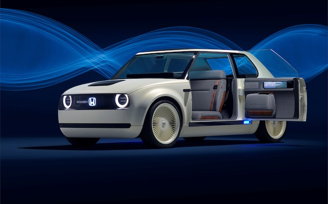 Honda Urban EV: è stata eletta 'Best Concept Car'