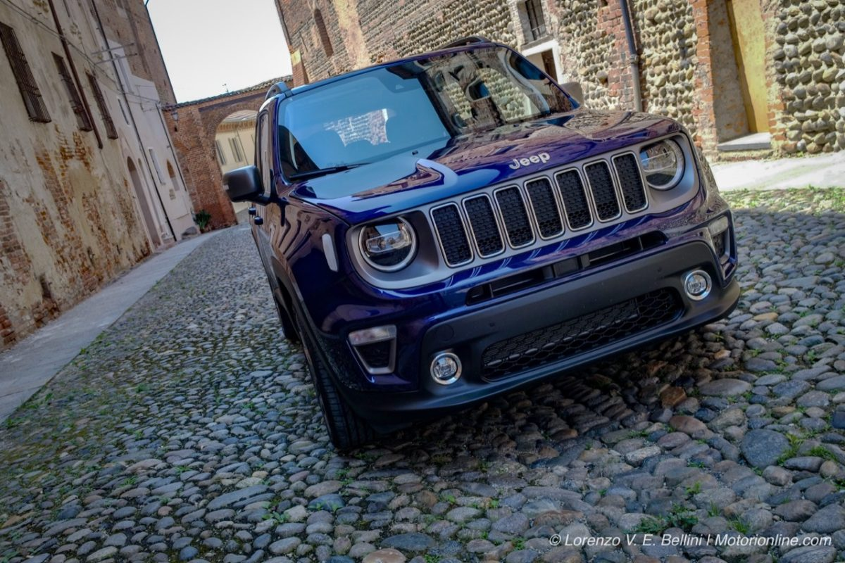New Jeep Renegade Engines And High Technology Video Test Drive