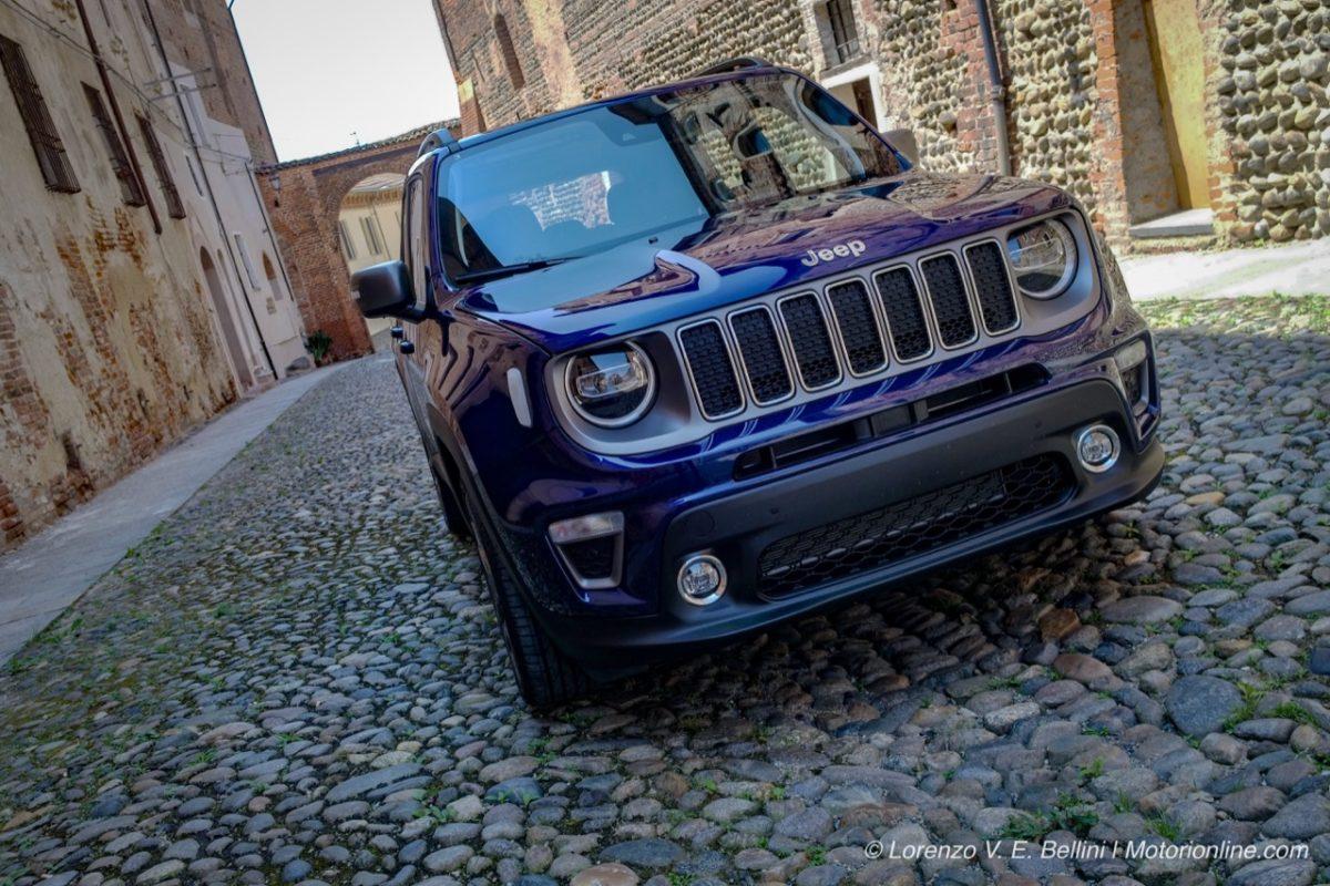 Nuova Jeep Renegade News Nuova Jeep Renegade Foto E Video Nuova